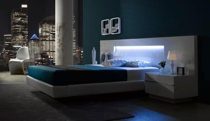 Dormitorio Diseno Moderno Muebles Belhome Muebles En Granada - Dormitorio-diseo-moderno