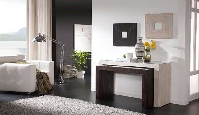 Muebles para la entrada mueble de entrada 2 puertas - Entradas modernas muebles ...