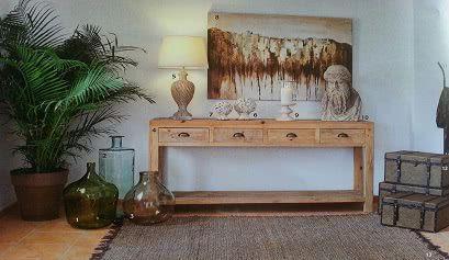 Decorar con ba les estilo y almacenaje extra para tu hogar - Decoracion con baules ...