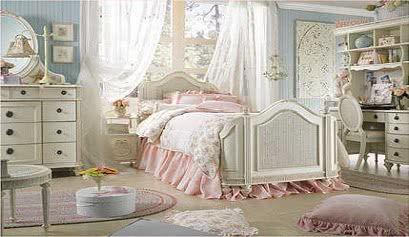 dormitorio vintage - Mobiliario y decoración vintage - noticias, blog   Muebles en Granada