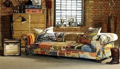 vintage 10 1 - Mobiliario y decoración vintage - noticias, blog   Muebles en Granada