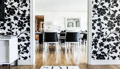 Decoracion Salon Blanco Y Negro Estilo Nrdico Interiores Armoniosos