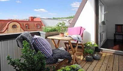 decoterrazas 005 - Cómo decorar porches y terrazas - noticias, blog | Muebles en Granada