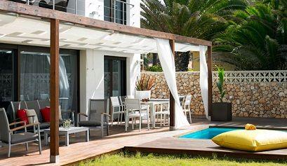 Como Decorar Porches Y Terrazas Muebles Belhome Muebles Belhome - Como-decorar-un-porche