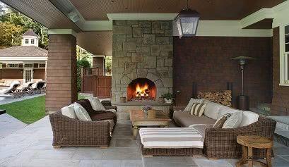 C mo decorar porches y terrazas muebles belhome for Mesas para terrazas exteriores