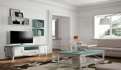 Estilo mediterr neo para la decoraci n de tu hogar - Muebles estilo mediterraneo ...