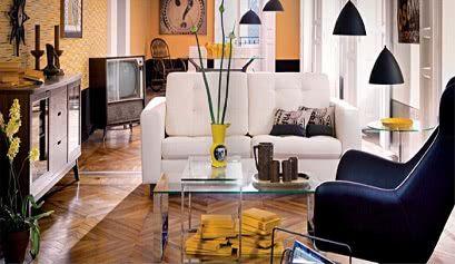 el estilo urban chic en decoraci n muebles belhome