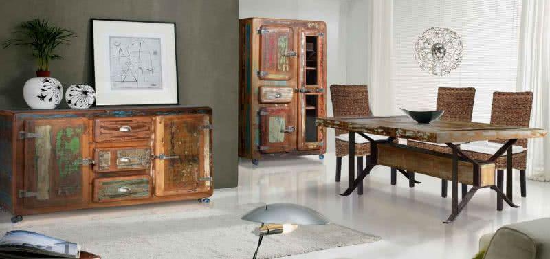 giner y colomer 18 - Decoración de estilo rústico contemporáneo - noticias, blog | Muebles en Granada