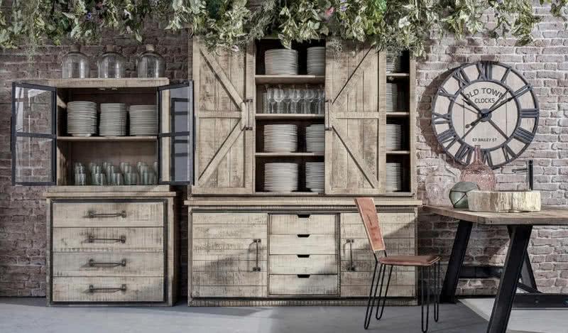 vical 17 1 - Decoración de estilo rústico contemporáneo - noticias, blog | Muebles en Granada