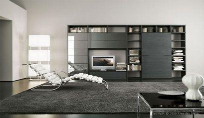 salon 4 - Salones de estilo minimalista i - noticias, blog | Muebles en Granada