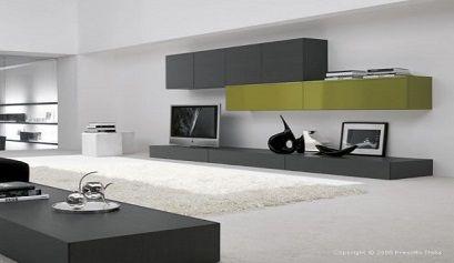 salon minimalista9 - Salones de estilo minimalista i - noticias, blog | Muebles en Granada