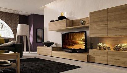 salones modernos 1 - Salones de estilo minimalista i - noticias, blog | Muebles en Granada