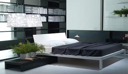 camera minimal chic porro offshore - Dormitorios de estilo minimalista ii - noticias, blog | Muebles en Granada