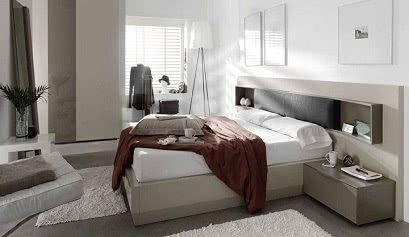 decoracion de dormitorios para parejas jovenes1 - Dormitorios de estilo minimalista ii - noticias, blog | Muebles en Granada