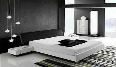 decoracion dormitorios matrimoniales minimalistas - Dormitorios de estilo minimalista ii - noticias, blog | Muebles en Granada