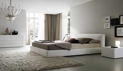 decorar dormitorio matrimonial 8 - Dormitorios de estilo minimalista ii - noticias, blog | Muebles en Granada