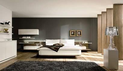 dormitorio moderno y elegante - Dormitorios de estilo minimalista ii - noticias, blog | Muebles en Granada
