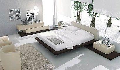 minimal habitacion - Dormitorios de estilo minimalista ii - noticias, blog | Muebles en Granada
