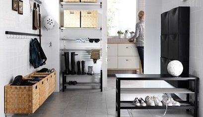 recibidor moderno ikea 510x275 - Vestíbulos de estilo nórdico - noticias, blog | Muebles en Granada