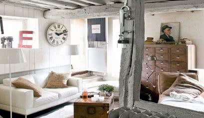 casa estilo industrial 4 - Decoración de estilo industrial - noticias, blog | Muebles en Granada