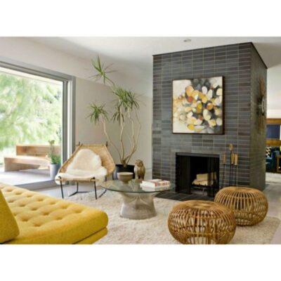salones con chimenea modernos 400x400 - Decoración de salones modernos con chimenea - noticias, blog | Muebles en Granada