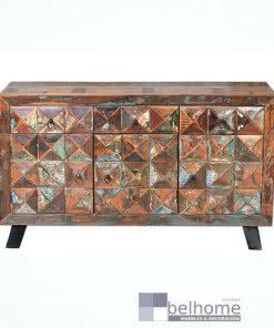Aparador en madera reciclada 6240