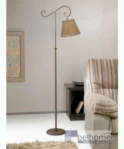 Lámpara de pie Brazo