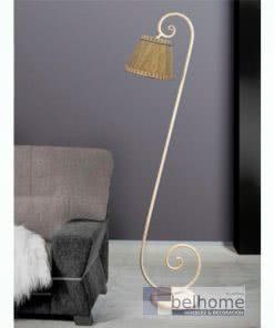 Lámpara de pie Palmatoria