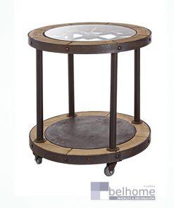 Mesa de rincón Clock