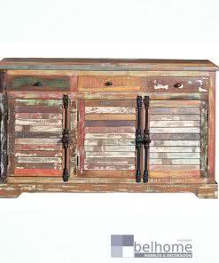 Aparador en madera reciclada 6266
