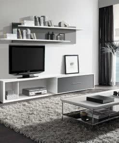 Apilable New PORTLAND Blanco Pizarra 247x296 - Muebles en Granada -  | Muebles en Granada