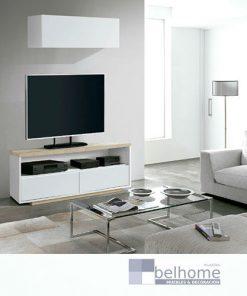 Mueble tv trend 2 puertas