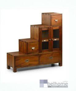 Mueble escalonado derecha