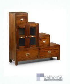Mueble escalonado izquierda