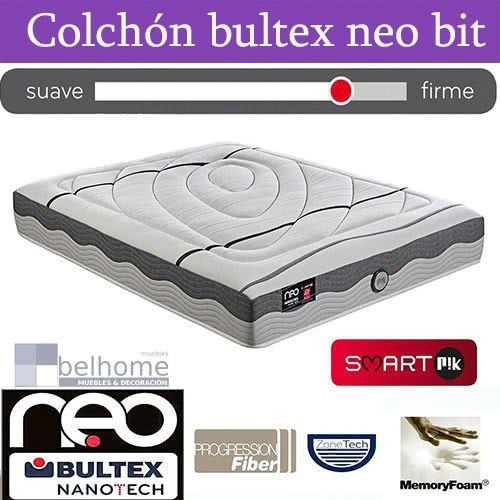 Colchon bultex neo