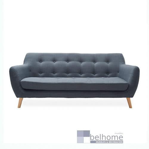 sofa nordic vintage azul jeans - Sofa nordic vintage - sofas, novedades | Muebles en Granada