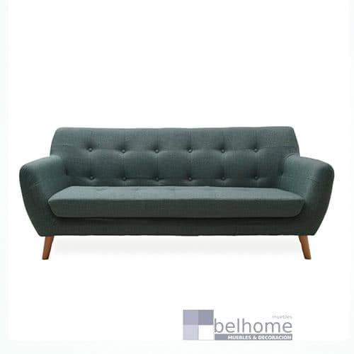 sofa nordic vintage verde - Sofa nordic vintage - sofas, novedades | Muebles en Granada