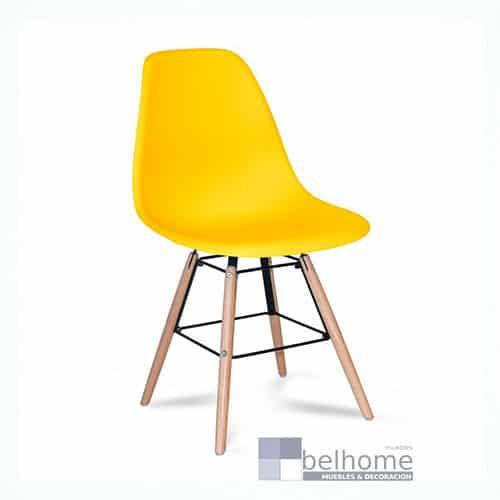 silla miro amarillo - Silla miro - sillas-nordico | Muebles en Granada
