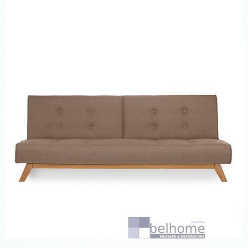 sofa cassi capuccino frente - Sofa cama Alina - sofa-cama | Muebles en Granada