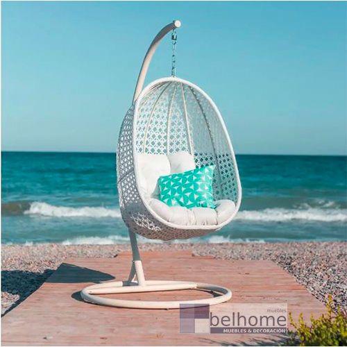 sillon colgante dido blanco - Sillón colgante Dido - sillon, novedades | Muebles en Granada