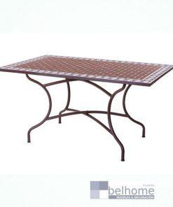 Mesa rectangular persea
