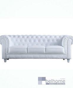 SOFÁ CHESTERFIELD 3 plazas blanco 247x296 - Sofá chesterfields - sofas, novedades | Muebles en Granada