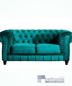 SOFÁ CHESTERFIELD velvet verde 2 plazas 247x296 - Sofá chesterfields - sofas, los-mas-vendidos | Muebles en Granada