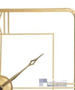 reloj de pared oro metal esquina superior 247x296 - Muebles en Granada -  | Muebles en Granada