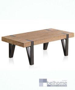 mesa de centro hierro madera 247x296 - Muebles en Granada -  | Muebles en Granada