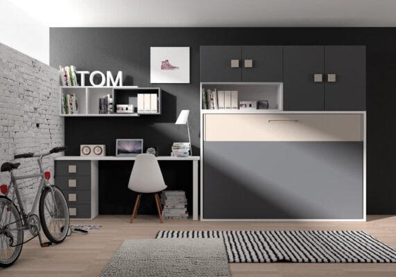 aba lit 1 571x400 - Habitaciones juveniles - blog | Muebles en Granada