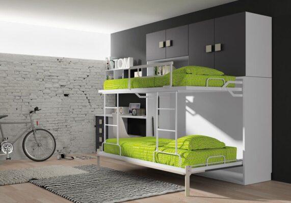 aba lit 2 571x400 - Habitaciones juveniles - blog | Muebles en Granada