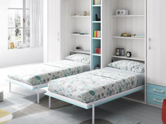 aba9 534x400 - Habitaciones juveniles - blog | Muebles en Granada