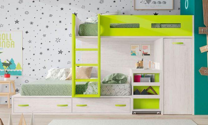 j3 667x400 - Habitaciones juveniles - blog | Muebles en Granada