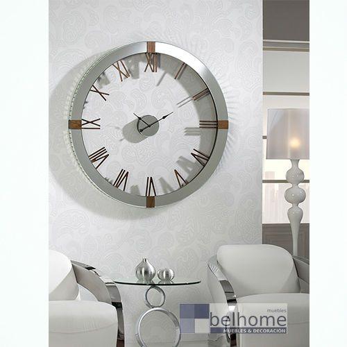 Reloj de pared Times